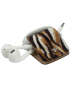 Headphone holder Bengal-Tiger cavallino