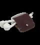 Headphone holder Colonial-Blue nappa