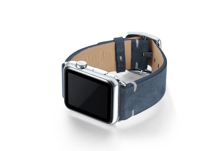 ArcticBlue-apple-watch-leather-band-left-meridio