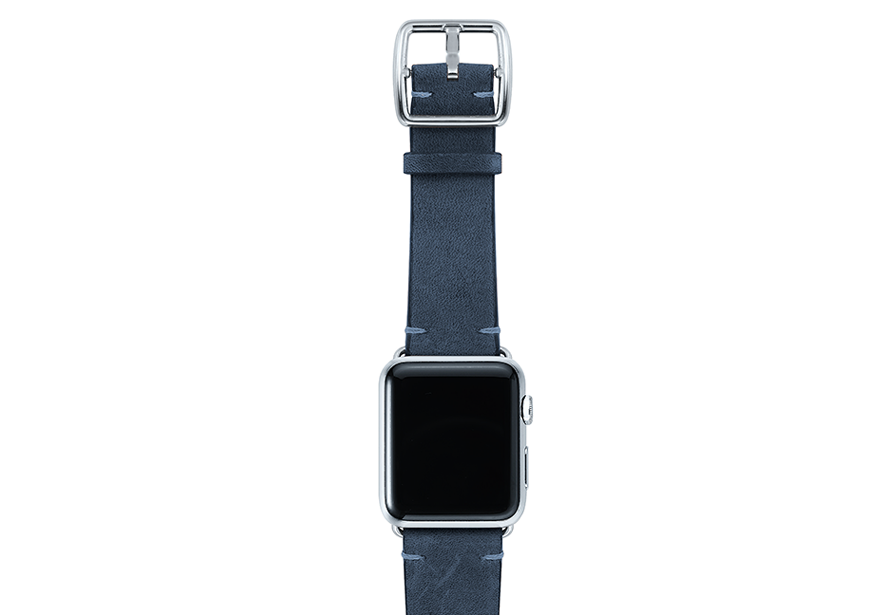 ArcticBlue-vintage-leather-band-top-stainless