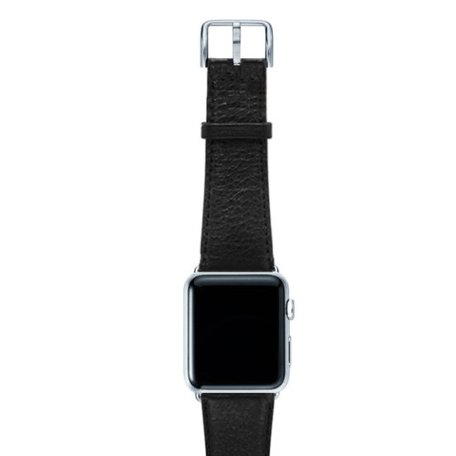 Ink-black-nappa-band-on-top-with-silver-adaptors
