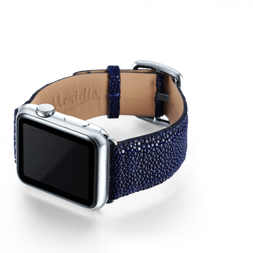 Royalblue-stingray-leather-band-left