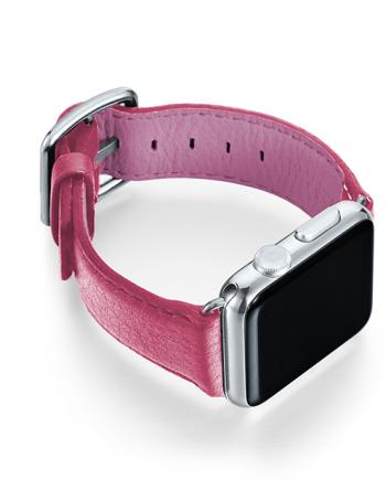 ScarletsVelvet-nappa-leather-apple-watch-band-left