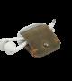 Headphone holder Dried-Herb Down vintage