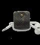 Headphone holder Jungle-Leaf-Up phyton