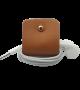 Headphone holder Light-Brown-Up nappa