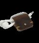 Headphone holder Old-Brown-Down vintage
