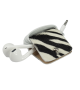 Headphone holder Stripey cavallino