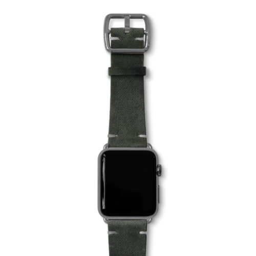 Touchstone-Vintage-Apple-watch-band-space-grey-case