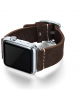HERITAGE-deep-brown-Apple-watch-leather-band