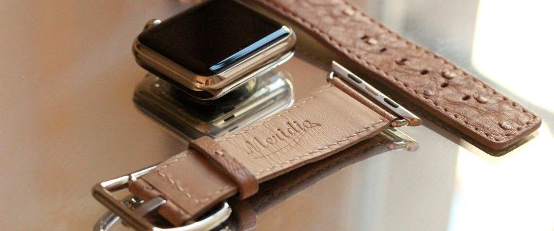 8d0942ad7 Stylish Apple Watch bands: luxury band made just for you | Meridio Band