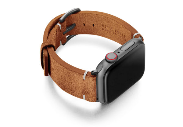 Reindeer-AW-brown-suede-leather-band-with-case-on-right