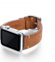 suede-BROWN-Apple-watch-leather-band-left