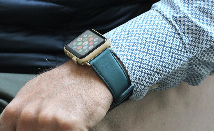 DENIM-nappa-Apple-watch-band-man
