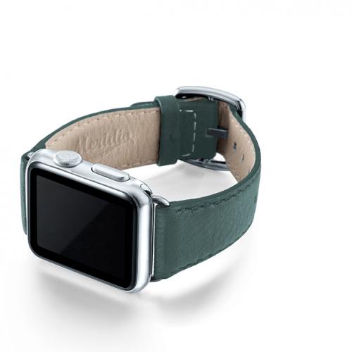 Denim-blue-nappa-applewatchleatherband-leftcase