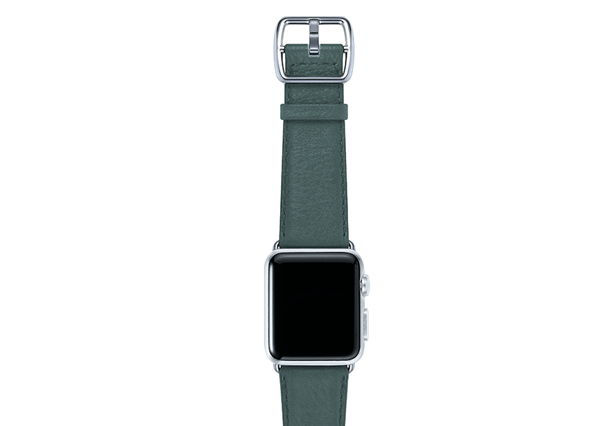 Denim-blue-nappa-applewatchleatherband-stainlesscase