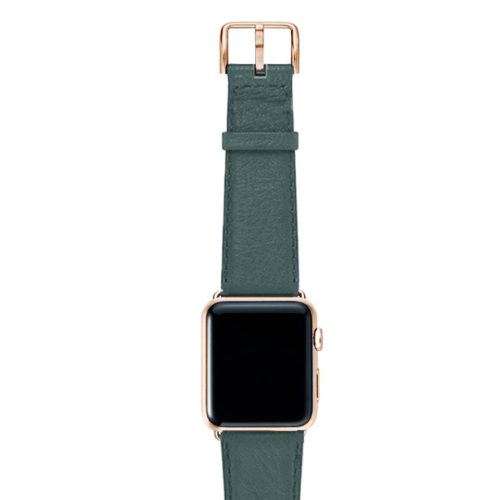 Denim-nappa-band-on-top-with-gold-series3-adaptors