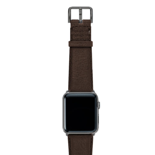 Slate-Brown-nappa-band-on-top-with-space-grey-adaptors
