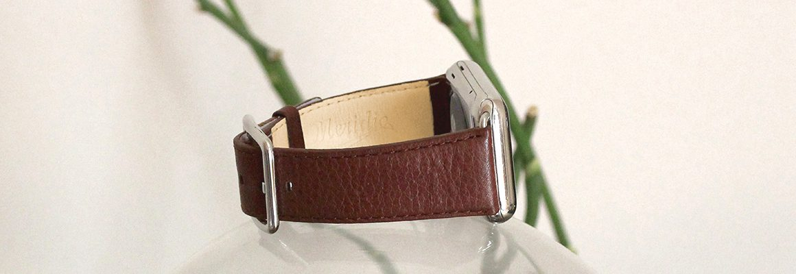 chestnut-nappa-apple-watch-band-review