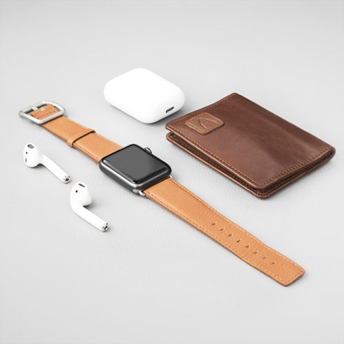 goldstone-light-brown-Apple-watch-nappa-band-right-side