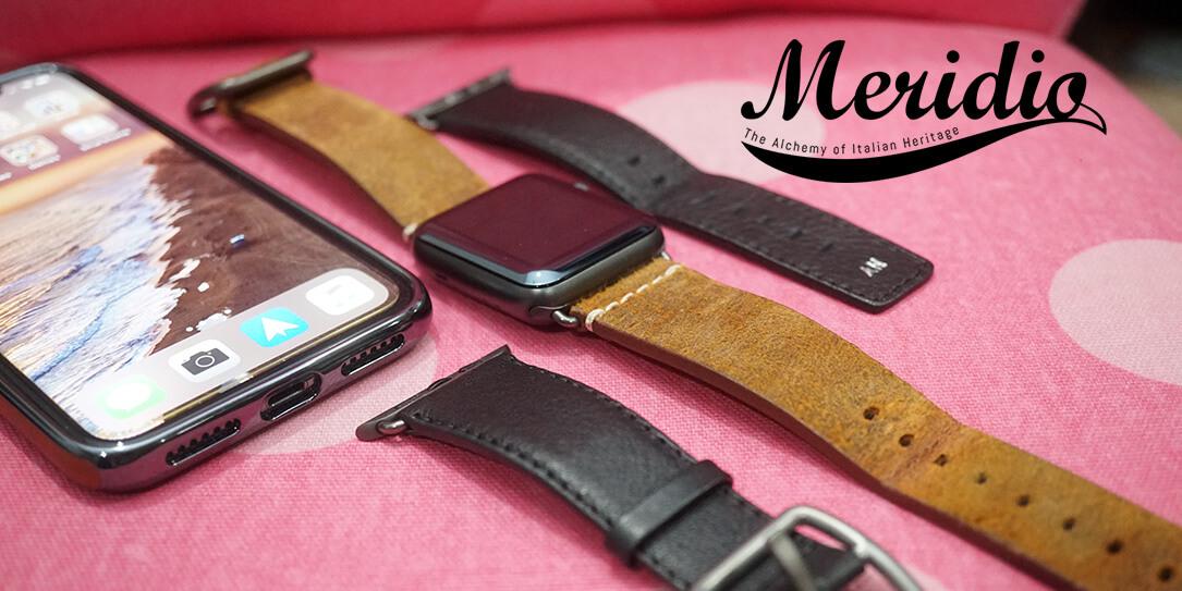 Italian leather bands