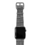 Intercostal-Apple-watch-grey-genuine-leather-band-space-grey