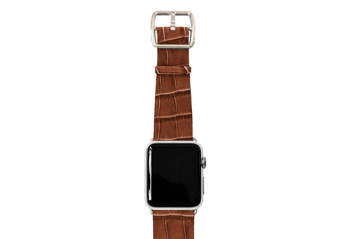 Sweetwood-Apple-watch-light-brown-genuine-leather-stainless-case