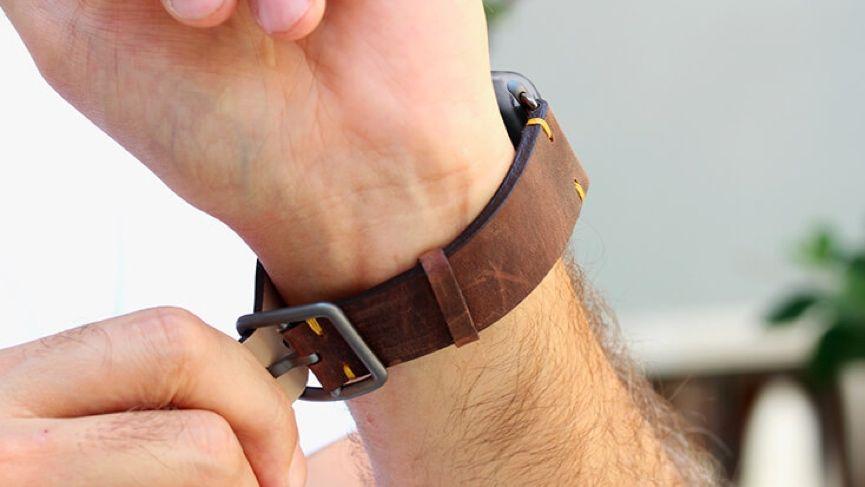 Meridio Apple watch bands