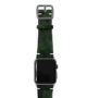 Green-Guerilla-Apple-watch-camouflage-band-on-top-space-grey-case