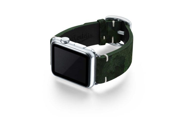Green Guerilla Apple watch camouflage