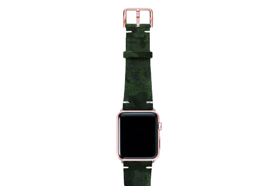 Green-Guerilla-on-top-with-rose-gold-adaptors