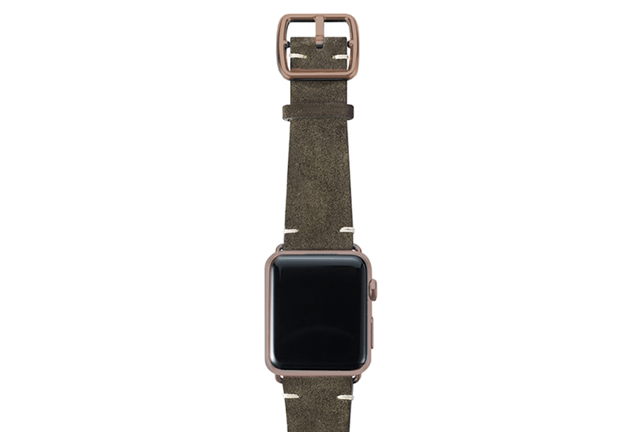 suede-green-band-with-gold-adaptors