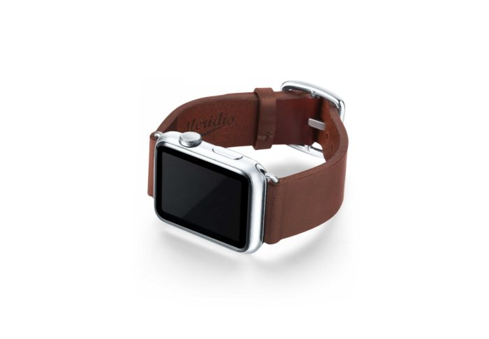 Burnt Apple watch band