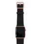 Cassel-Apple-watch-black-genuine-leather-band-with-rose-gold-case