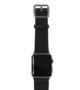 Cassel-Apple-watch-black-genuine-leather-band-with-space-grey-case
