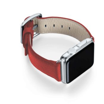 Coral-Apple-watch-nappa-band-with-right-case