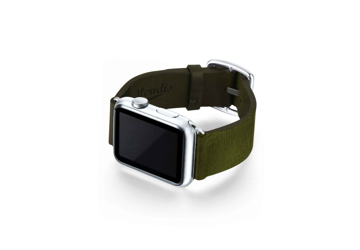 Deep leaf Apple watch band