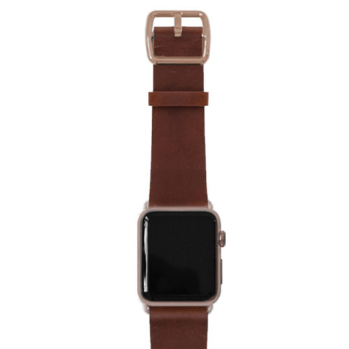 clay-deep-brown-AW-band-with-alum-gold-adaptors