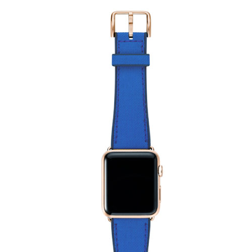 Electric-Blue-natural-rubber-on-top-aluminium-gold