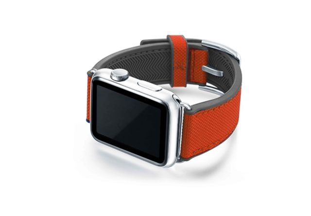 apple watch rubber band