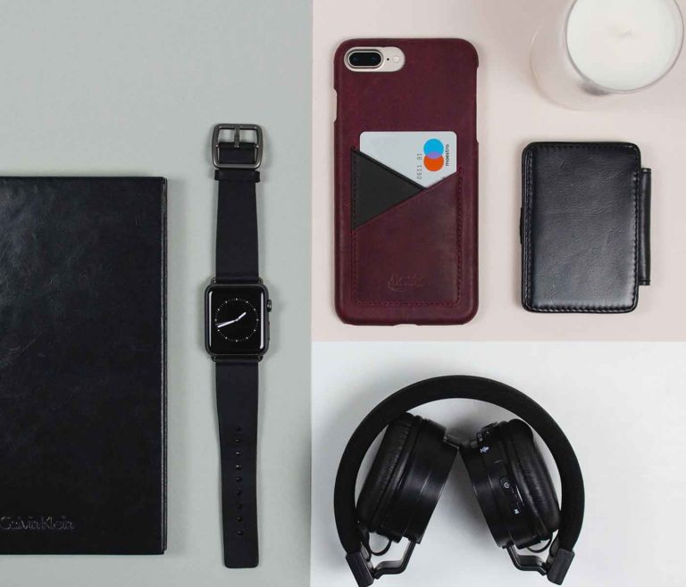 Grapewine+Cassel-combo-Apple-leather-accessories-on-white-desktop