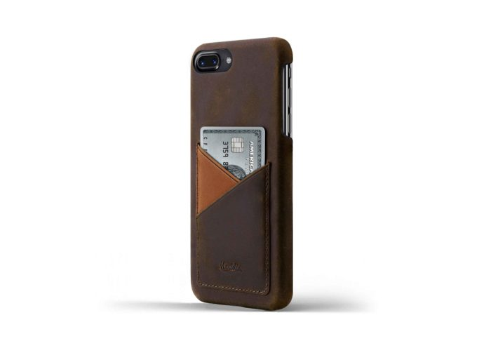 iPhone-7-8-plus-dark-brown-Leather-case-pos3-on-side
