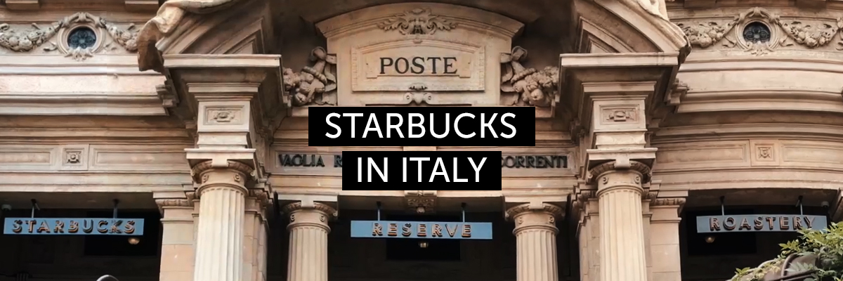 Starbucks in Italy: a new coffee experience to live in Milan
