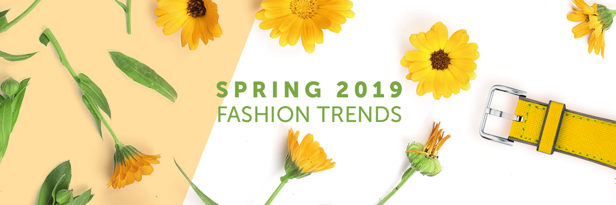Spring 2019 Fashion Trends: which one do you prefer?