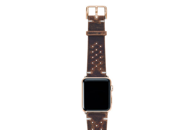 Care-AW-brown-calf-leatehr-band-with-holes-with-case-gold-series3