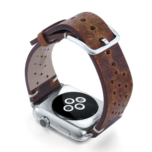 Care-AW-brown-calf-leather-band-with-holes-and-case-back