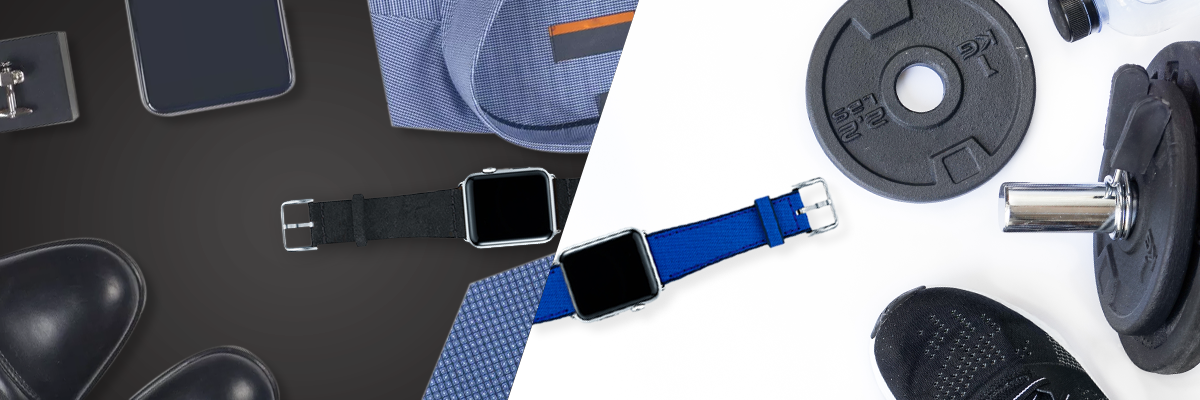 How to match your Apple Watch with your outfit through the right band