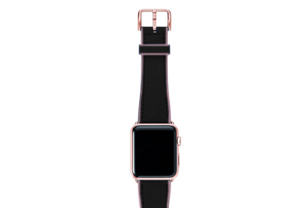Blue-Abyss-AW-natural-rubber-band-with-rose-gold-case
