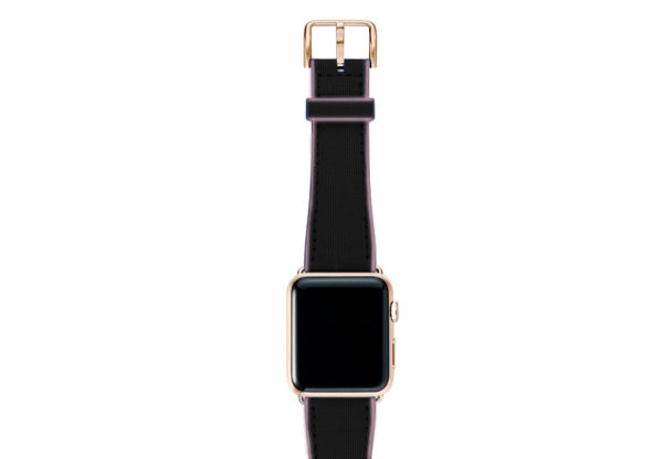 Blue-Abyss-AW-natural-rubber-band-with-steel-gold-case