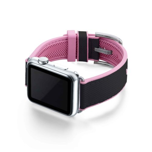 Blue-Abyss-AW-rubber-band-with-pink-lining-and-case-on-left